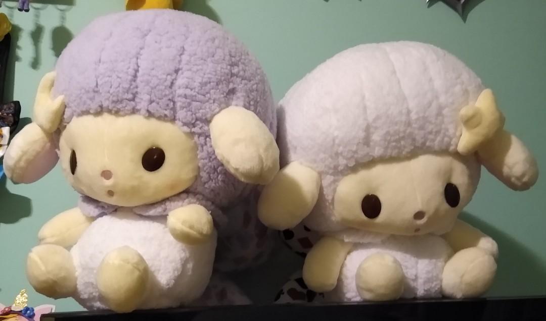 Toreba Nemu Nemu no Kuni BIG sheep plush