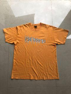 Tshirt tag by Stussy