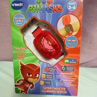 V-TECH PJ MASKS SUPER OWLETTE FREE SHIPPING & FREE 2 BATTERIES INCLUDED