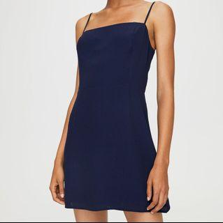 Wilfred classic indigo dress. (no longer sold)