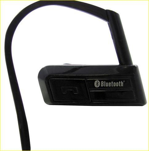 Wireless Gear Multi-Function Bluetooth Headset with Wall Charger