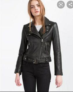 Zara Learher Jacket