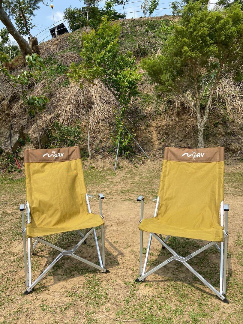 露營椅2張
