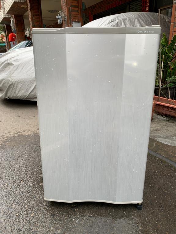 [中古] 大同100L 單門冰箱 小冰箱 冷藏小冰箱 套房冰箱 台中大里二手冰箱 台中大里中古冰箱 修理冰箱 維修冰箱