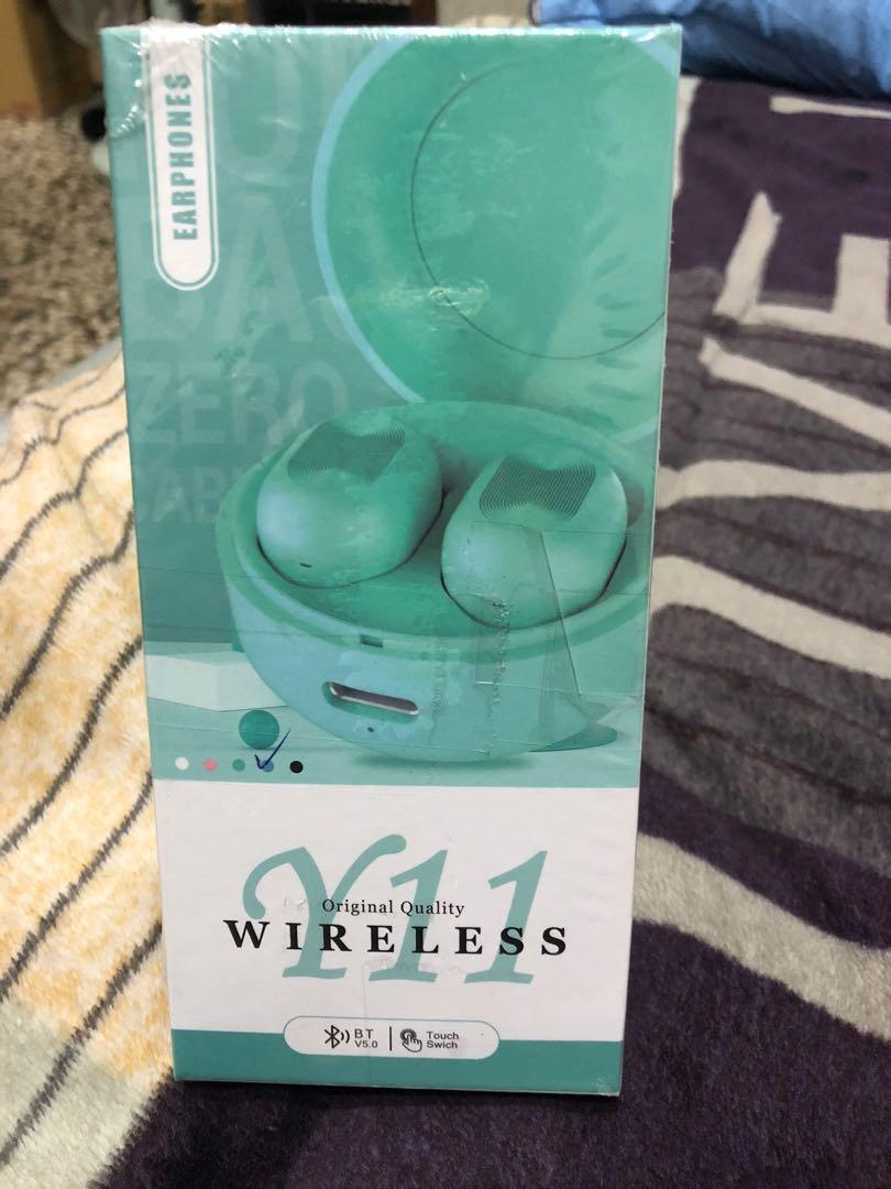 指紋全新藍牙耳機❗️❗️