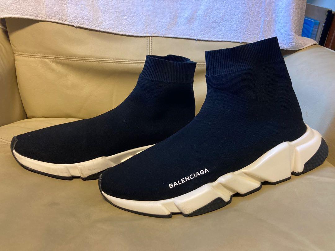 巴黎世家 襪套鞋