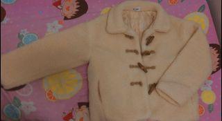 韓國 毛毛保暖外套