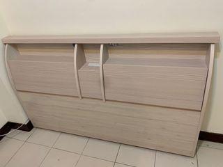 插座床頭櫃 床頭櫃