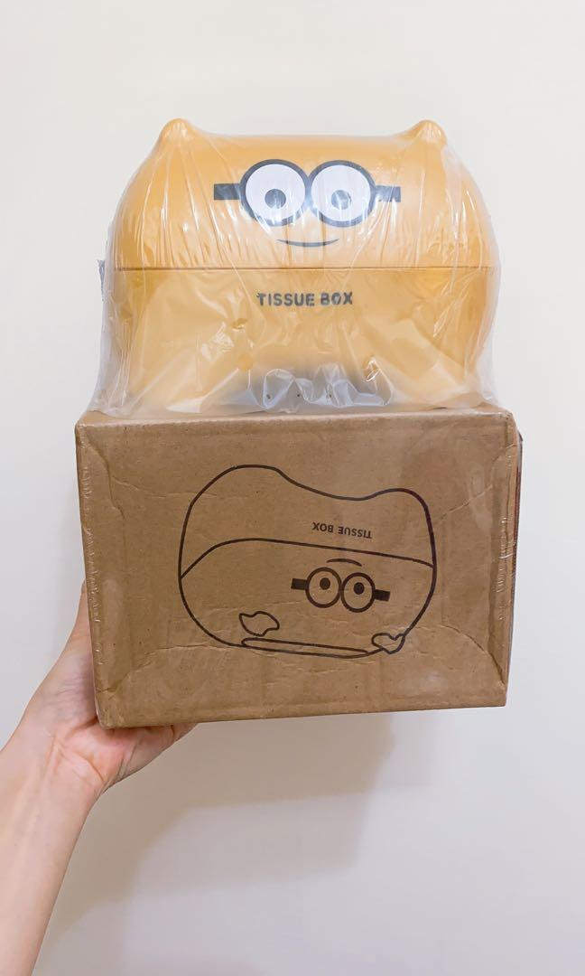 娃娃機商品 面紙盒
