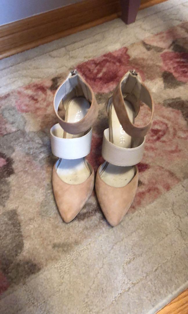 Aldo 4 inch heels