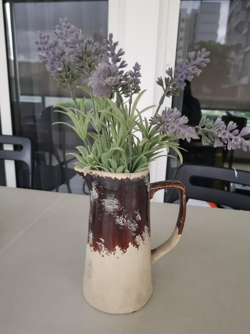 Artifical plant with pot (Hooga)