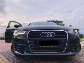 Audi A6 Hybrid (BOSE) 2013