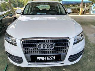 Audi Q5 2.0 2012