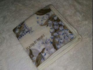 Authentic Hanae Mori Handkerchief