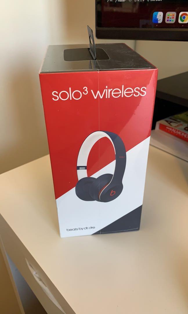 Beats by Dr.dre solo3 wireless