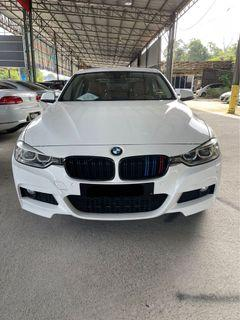 BMW 320 I 2.0 Luxury