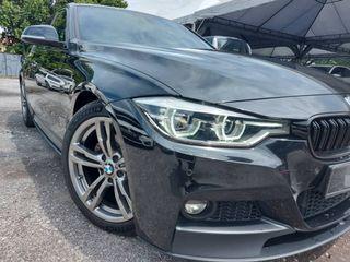 BMW 330e M-Sport 2.0 2018 warranty 2023