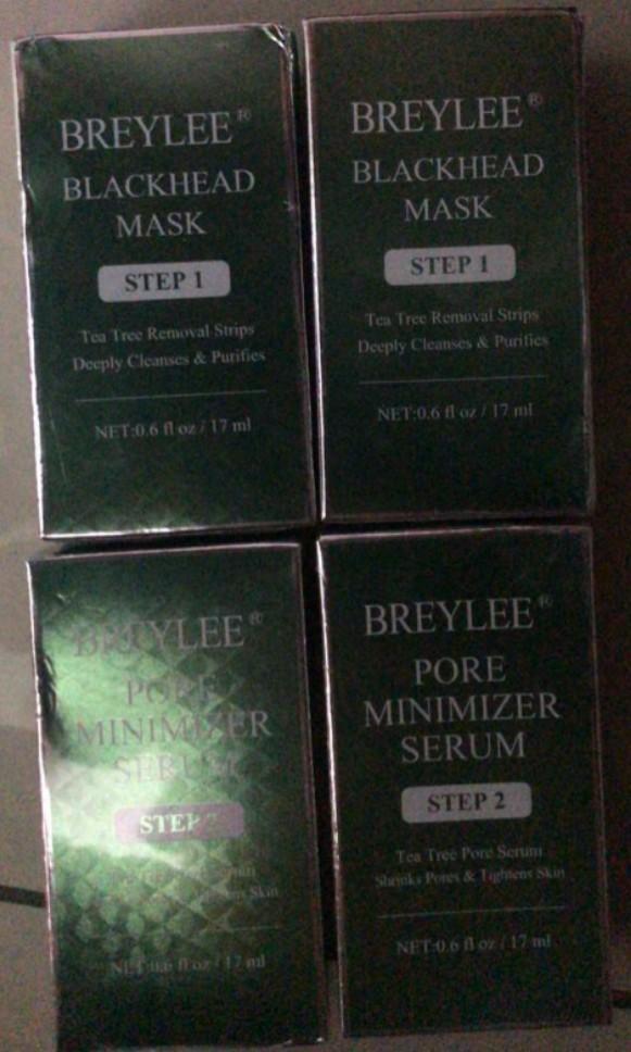 BREYLEE STEP 1 & STEP 2 FREE KERTAS 100pcs