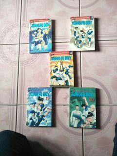 "Buku komik""new""kungfu boy 16-20"