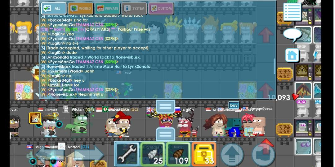 BUY GROWTOPIA DLS FAST