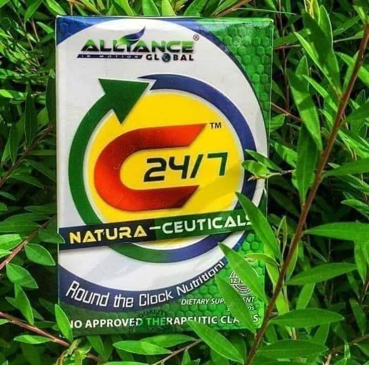 C24/7-NEUTICALS ( 30 CAPSULE )