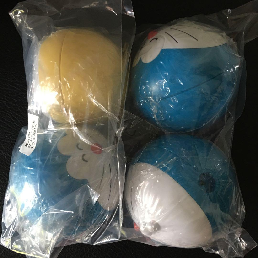 Capchara Doraemon Part.7 Capsule toy
