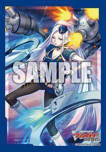 Cardfight!! Vanguard: Over Dress Start Start Memory Mini Sleeve Collection [Aurora Battle Princess, Seraph Snow]
