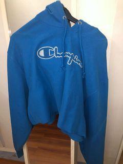 Champion croptop hoodie