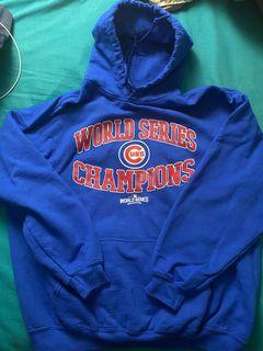 Chicago Cubs World Series Sweater