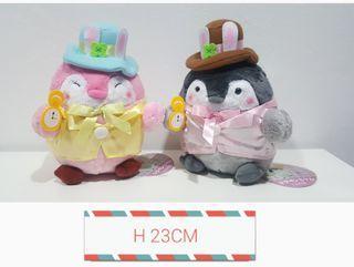 Couples Penguin Plushy /Sling bag / Bag Charm