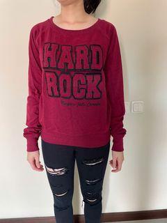 Hard Rock Cafe niagara falls sweater