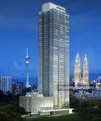 Higher Capital gain rental income cover installment Luxury condo at KLCC