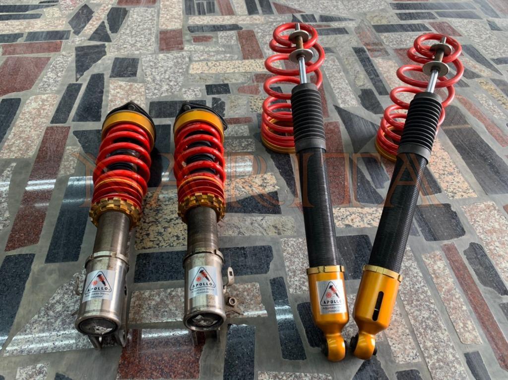 「中古」HONDA 喜美 八代 8代 K12 阿波羅 高低可調 避震器