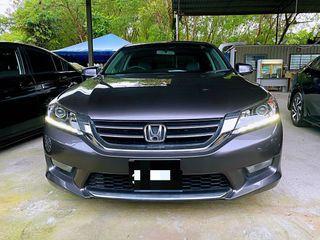 Honda Accord 2.0 VTI-L 2016