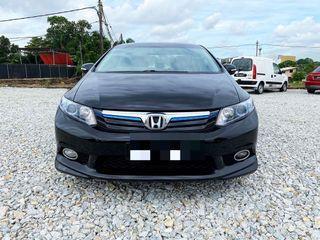 Honda Civic FB 1.5 hybrid 2012