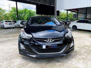 Hyundai Elantra 1.6 Full spec 2012