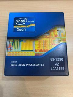 Intel Xeon E3 1230v2 3.3G/8M