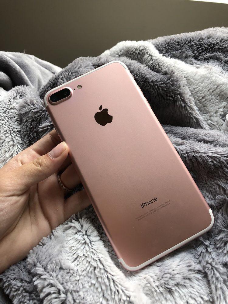 Iphone7plus rose gold