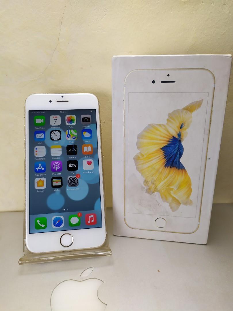 iPhone 6s Gold 64GB Murah