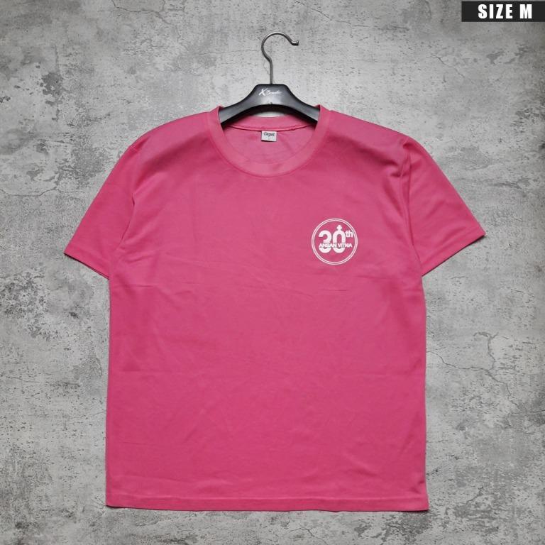Jersey Depot Ansan Vitna Pink Second Branded Original