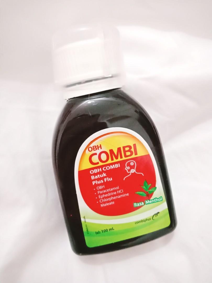 Jual rugi OBH Combi obat batuk plus flu Bagus