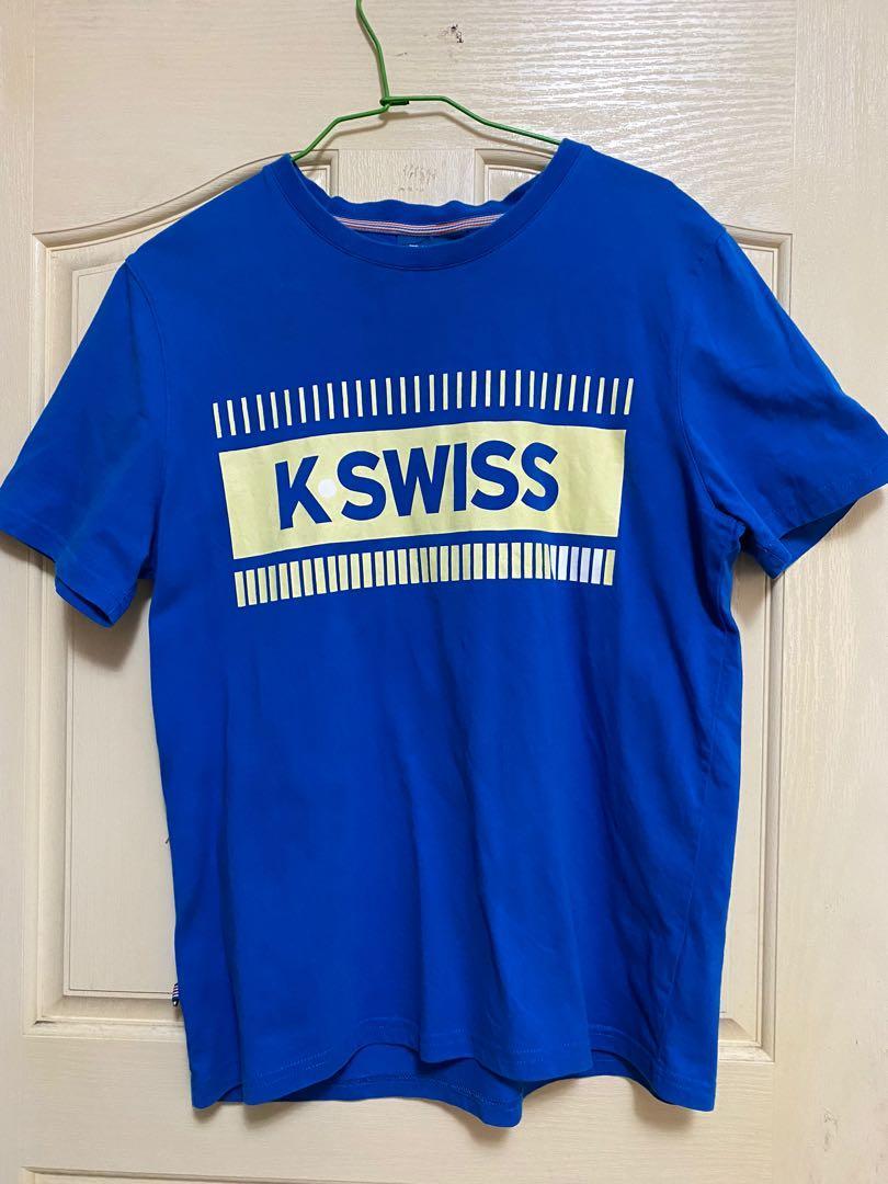 K Swiss 短T