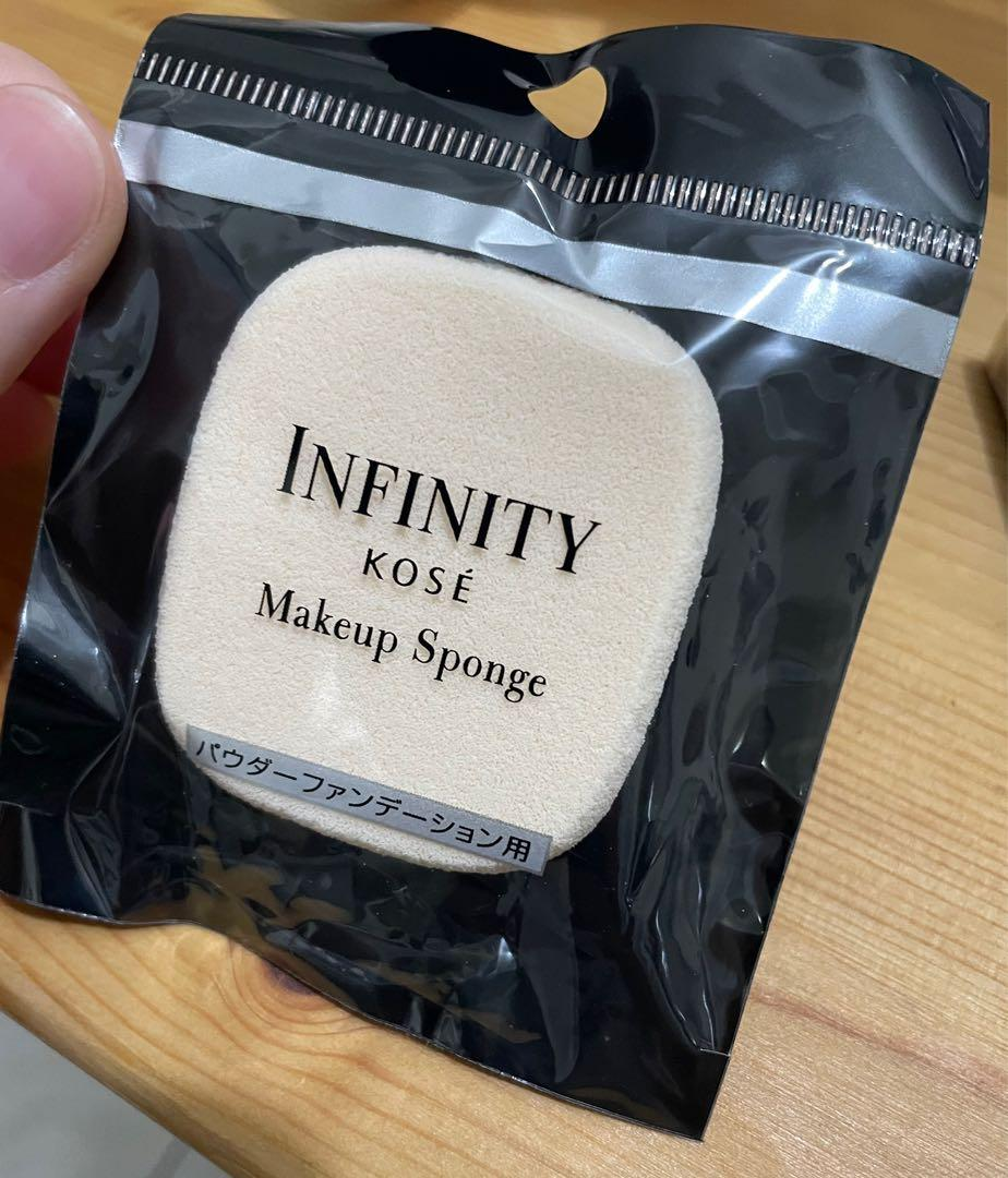 KOSE高絲 infinity 調光定格粉撲