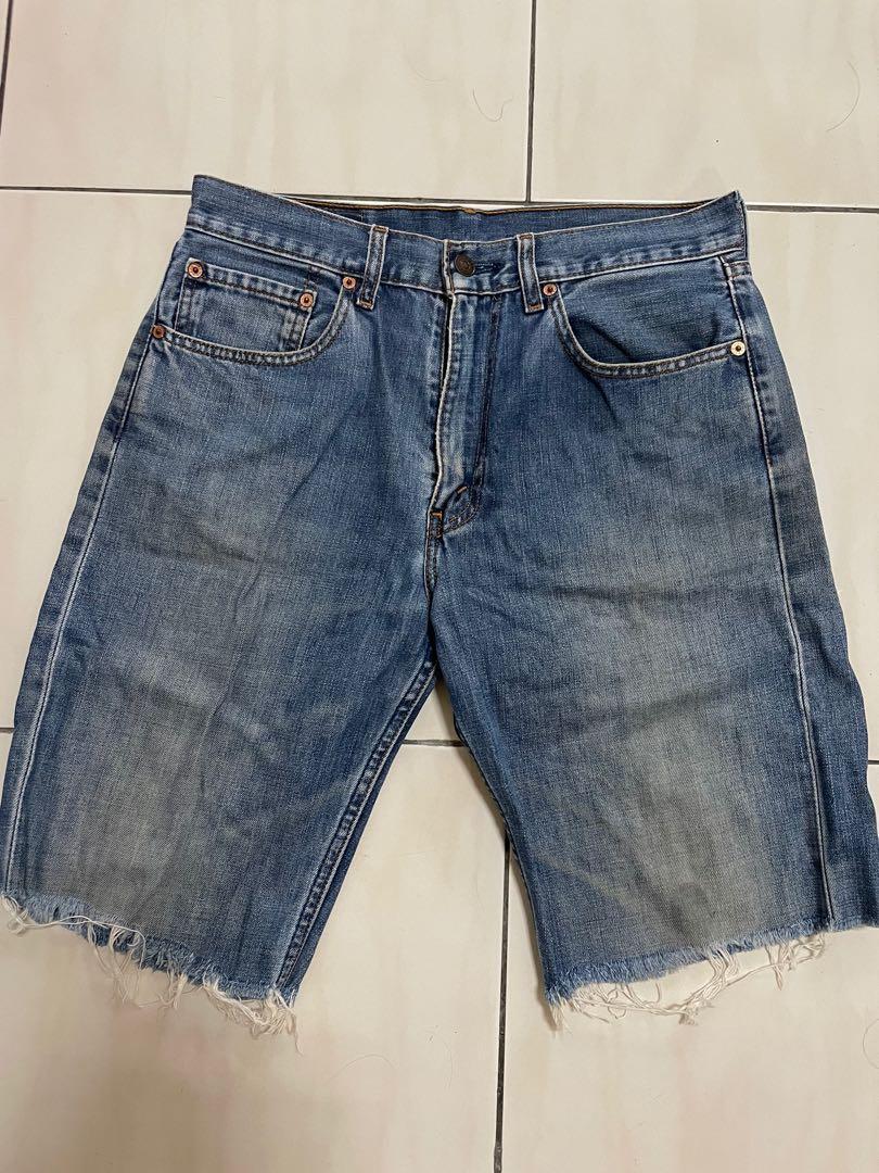 Levi's 512 短褲 ㊣ w32