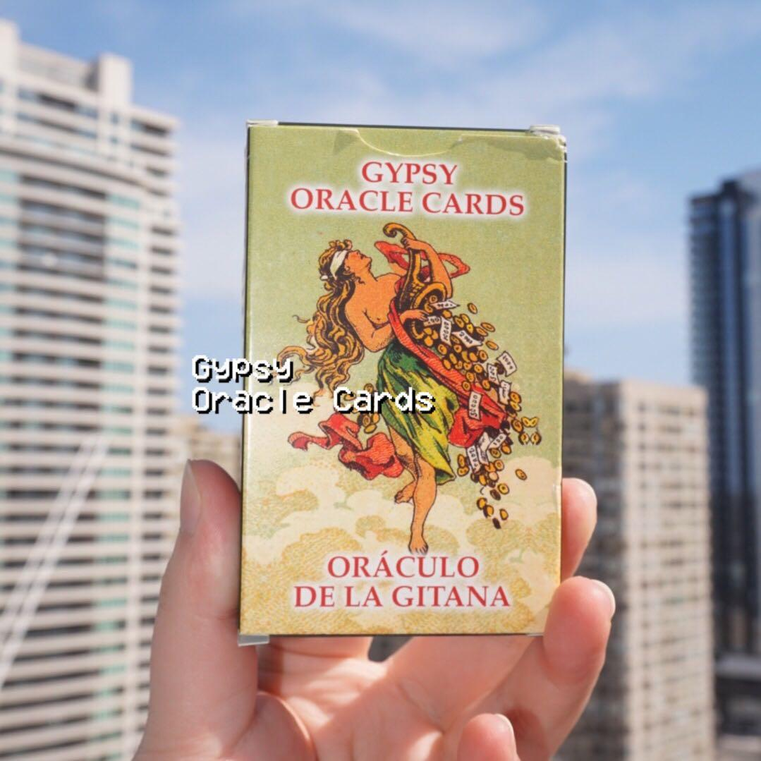 Like New🌈 Gypsy Oracle Cards 52 Card Deck