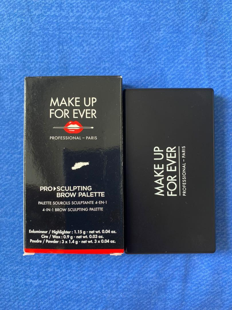 Make Up For Ever Brow Pallete