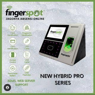 Mesin Absensi New Hybrid Pro Series dari Fingerspot