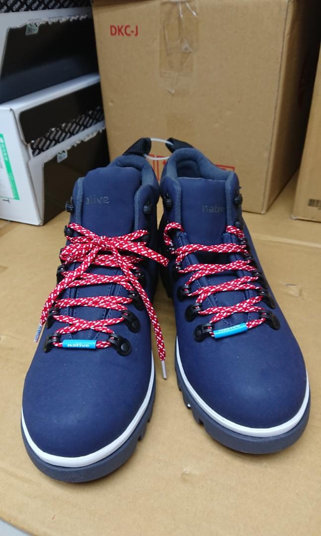 native靴子