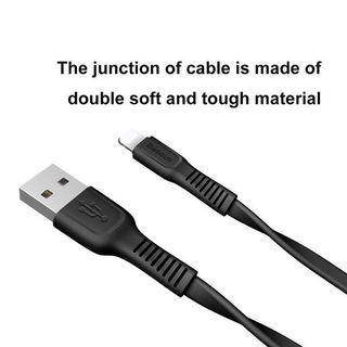 Original Baseus IOS Lightning USB iPhone iPad Fast Charging Cable Charger LU.252A