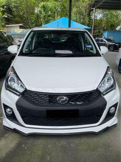 Perodua Myvi 1.5(A)